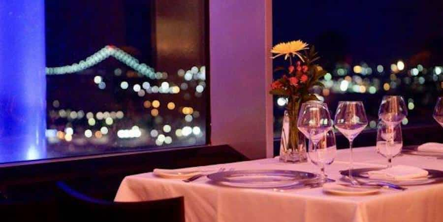 Romantic Restaurants in the US
