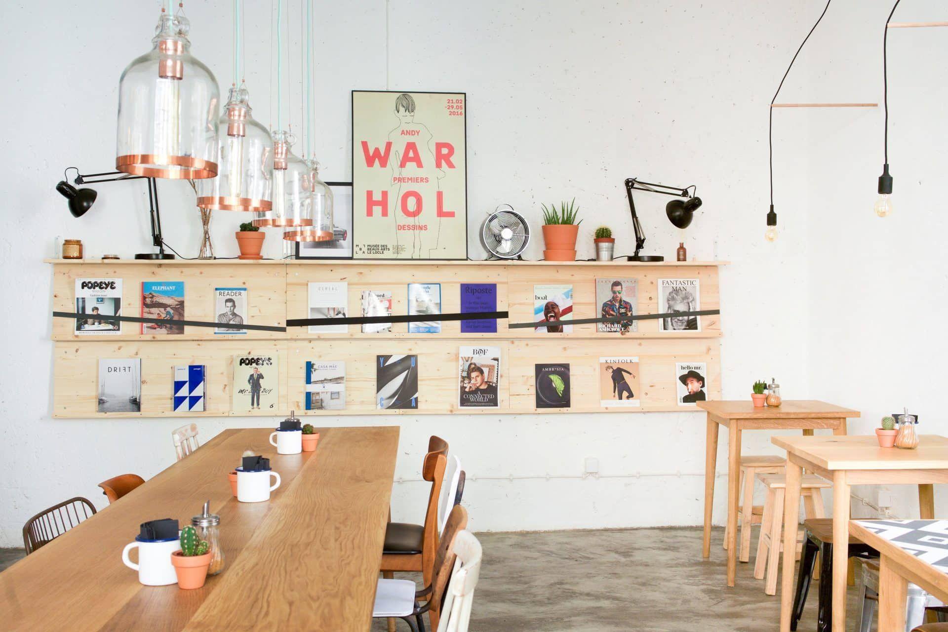 Best Coffee Shops In Lisbon