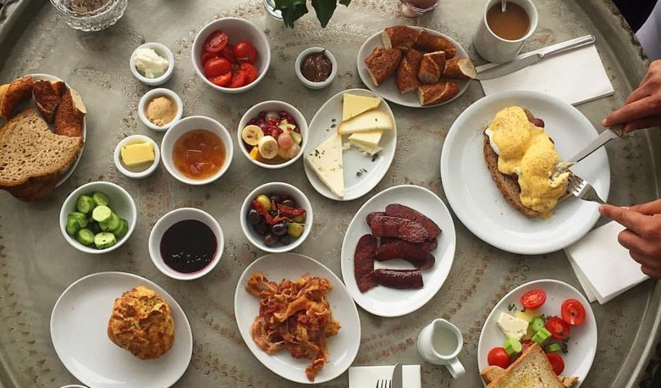 Where to Eat Breakfast in Istanbul