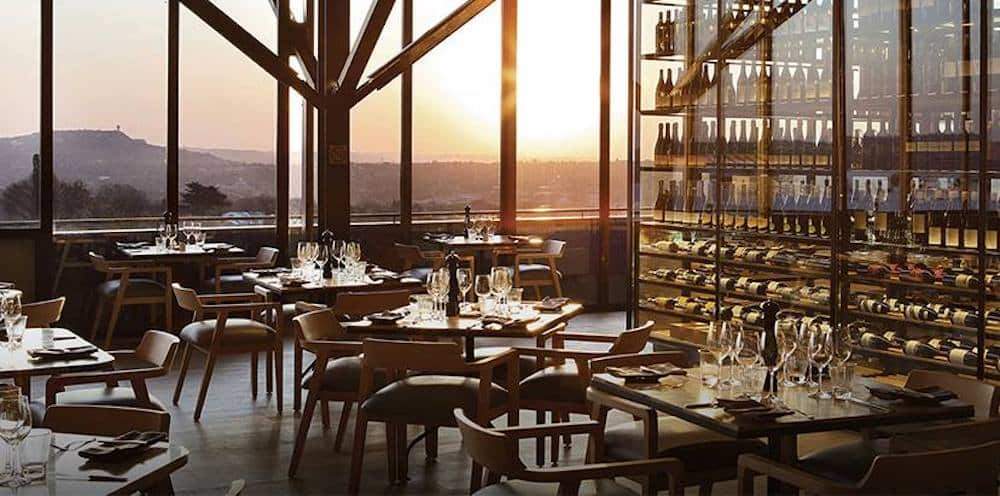 Most Romantic Restaurants In Johannesburg