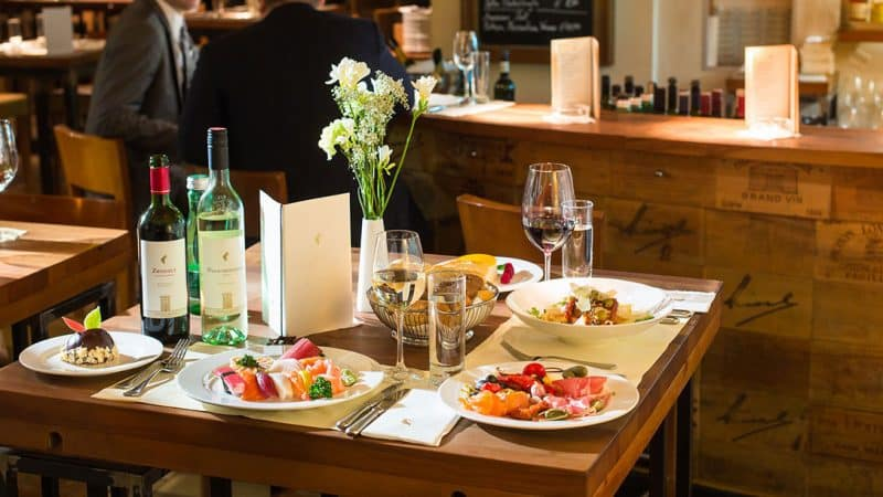 Best Wine Bars in Vienna