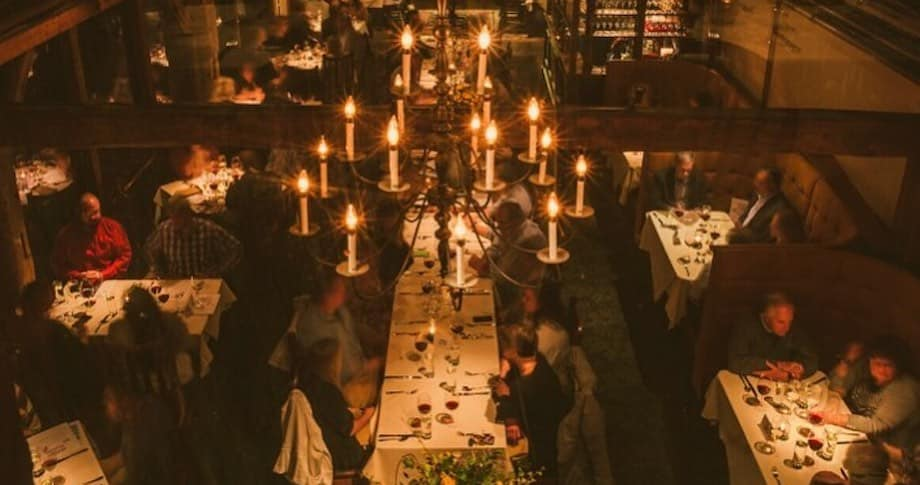 Most Romantic Restaurants In The United States