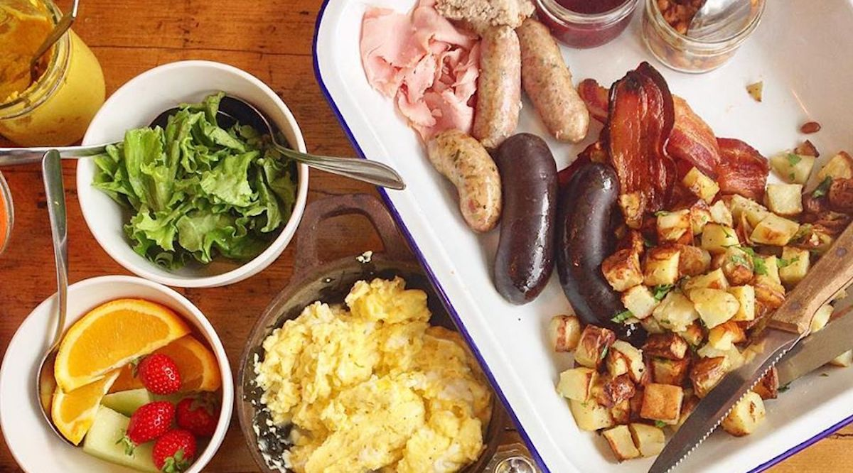 Where to Eat Brunch in Quebec City