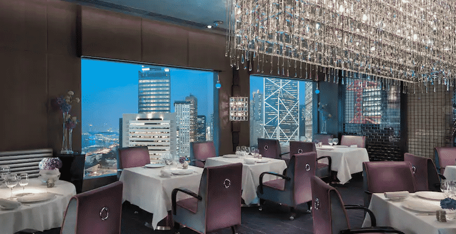 Most Romantic Restaurants In Hong Kong