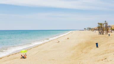 best beaches Spain