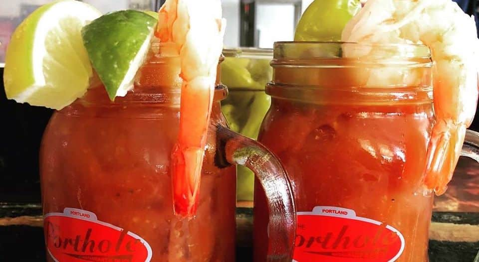Best Bloody Marys in Portland Maine