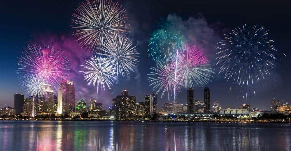 Best Places to Celebrate New Year's Eve 2020