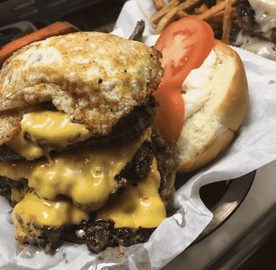 Tennessee burgers