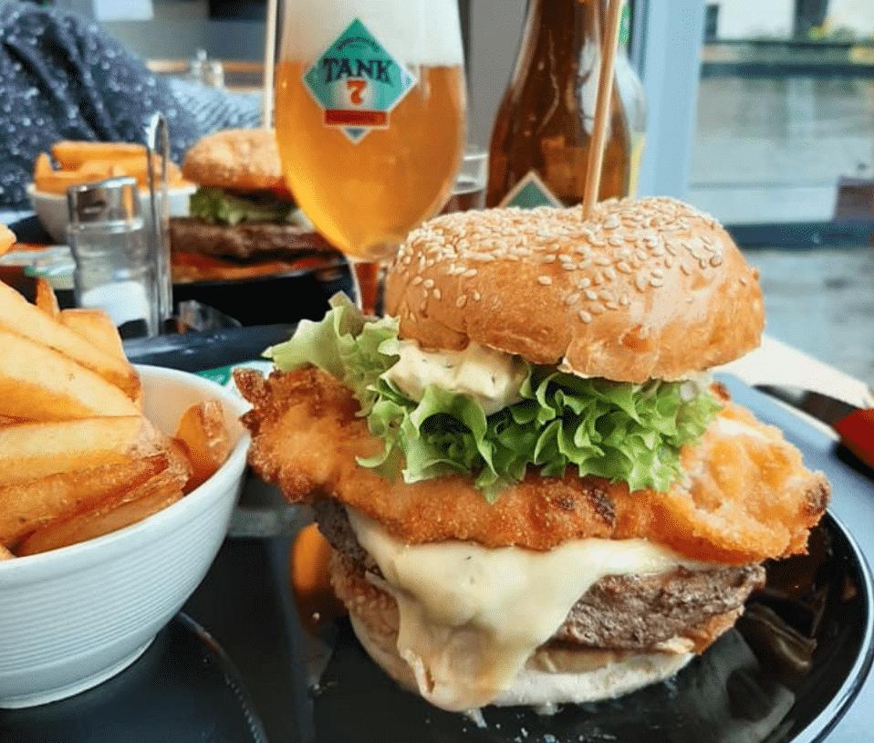Burgers In Belgium