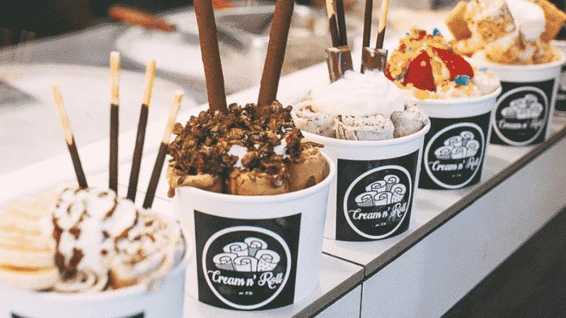 Hawaii ice cream