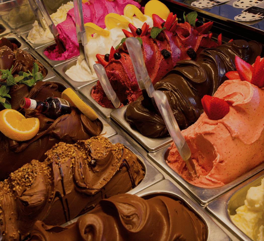 San Diego ice cream