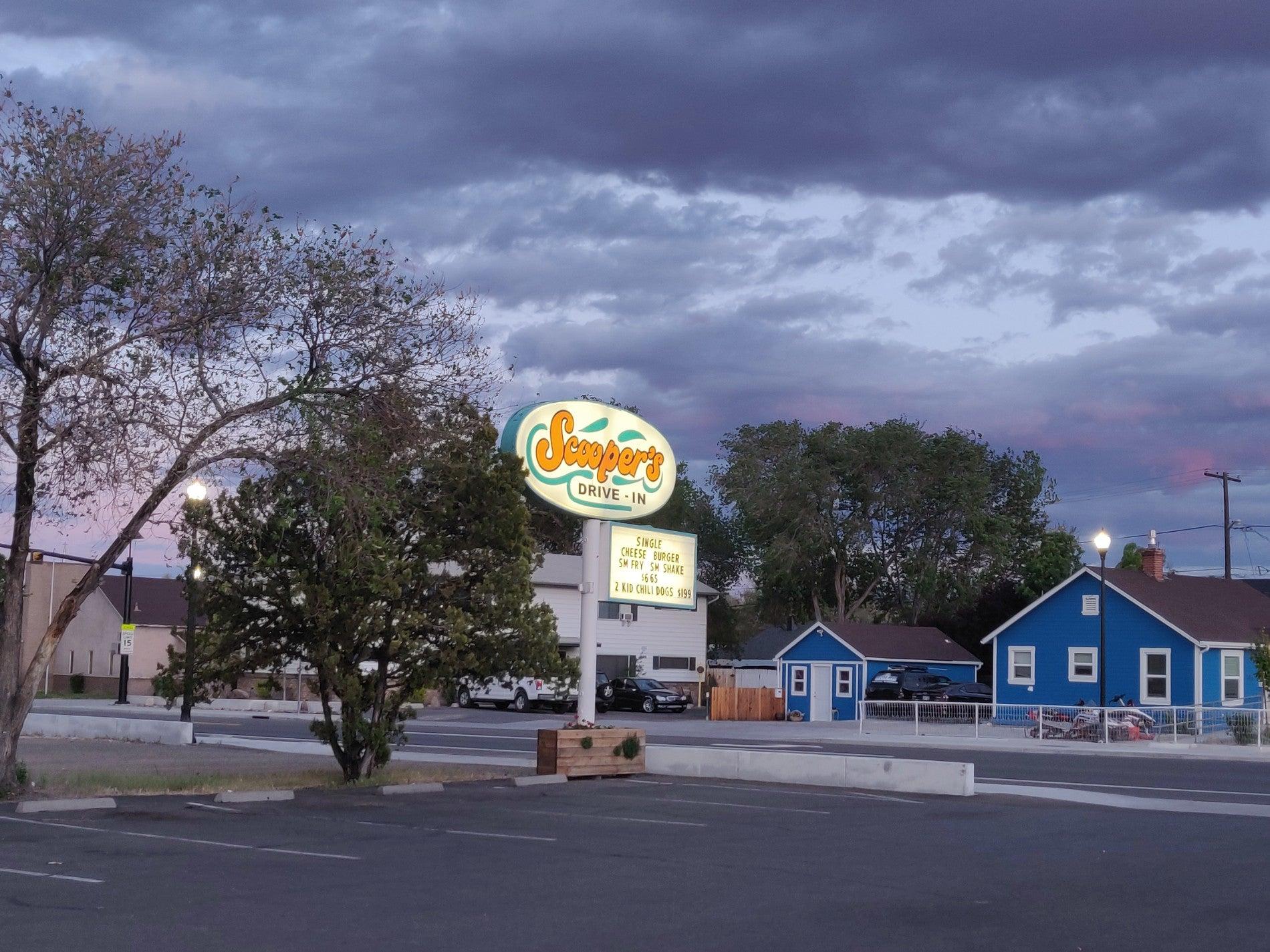 Nevada burgers