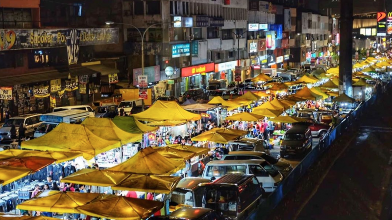 Night Markets South East Asia