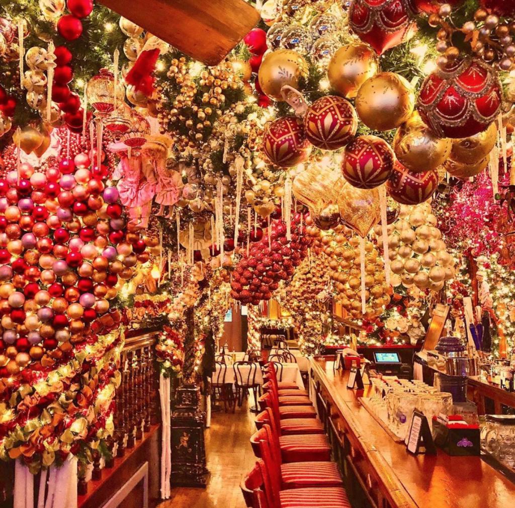 Best Christmas Bars In New York