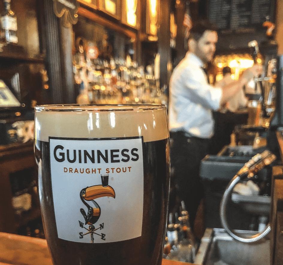 Irish Bars Boston