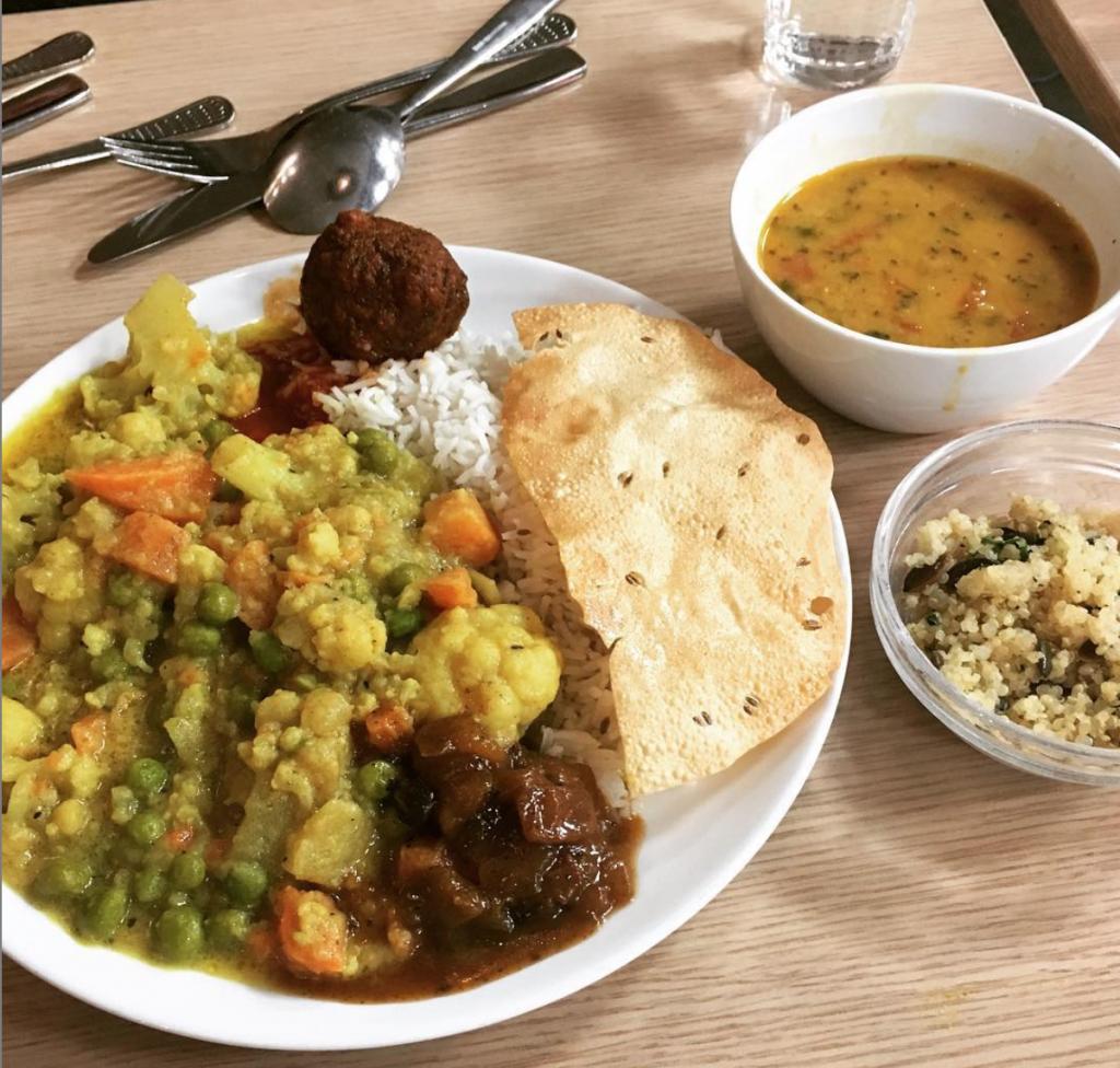vegetarian restaurants Oslo