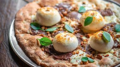 best pizza Bruges