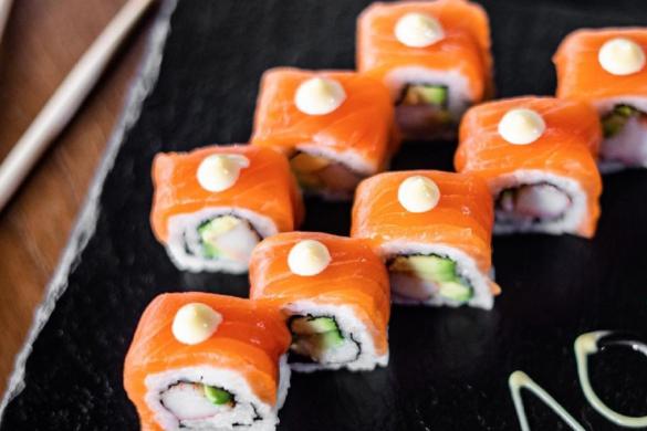 Sushi In Dubai