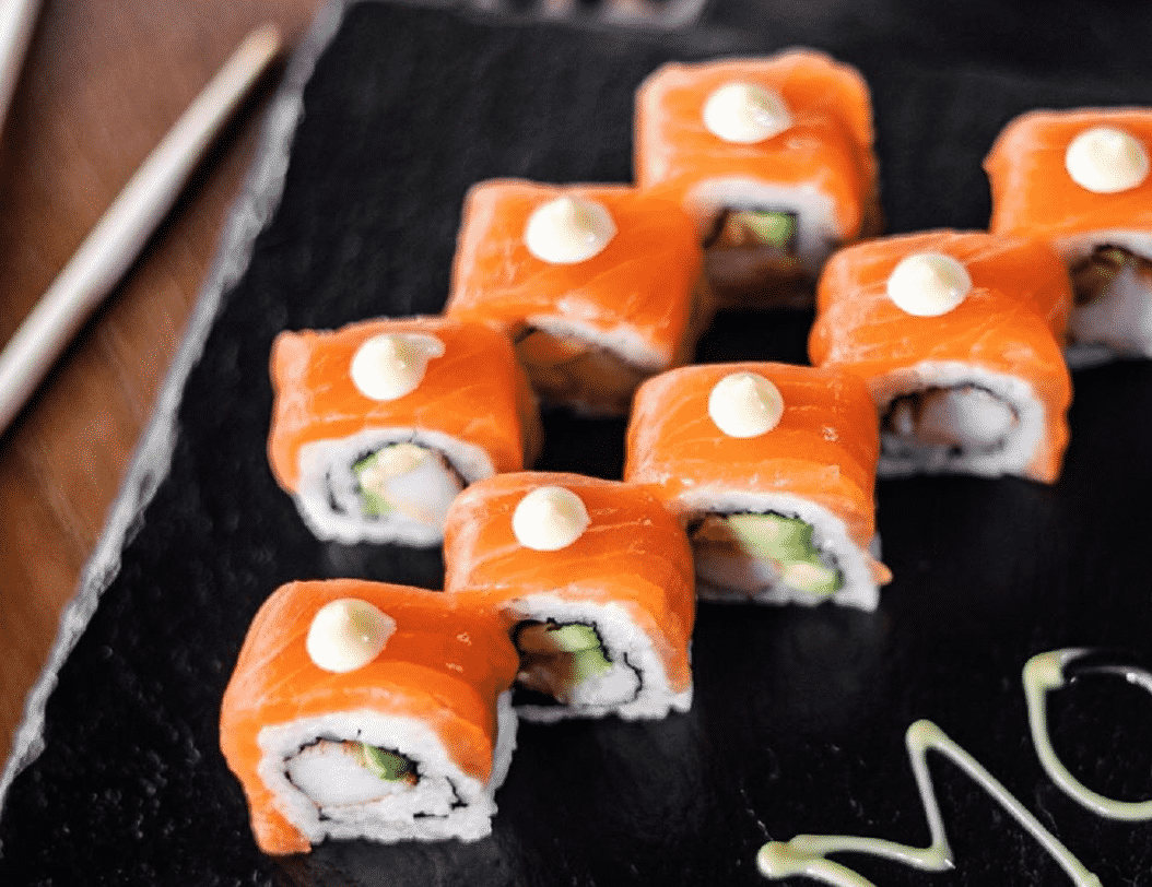 Sushi In Dubai
