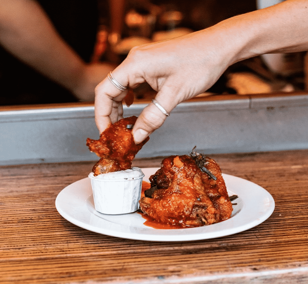 Amsterdam Chicken wings