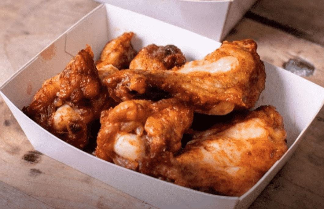 Amsterdam Chicken wings