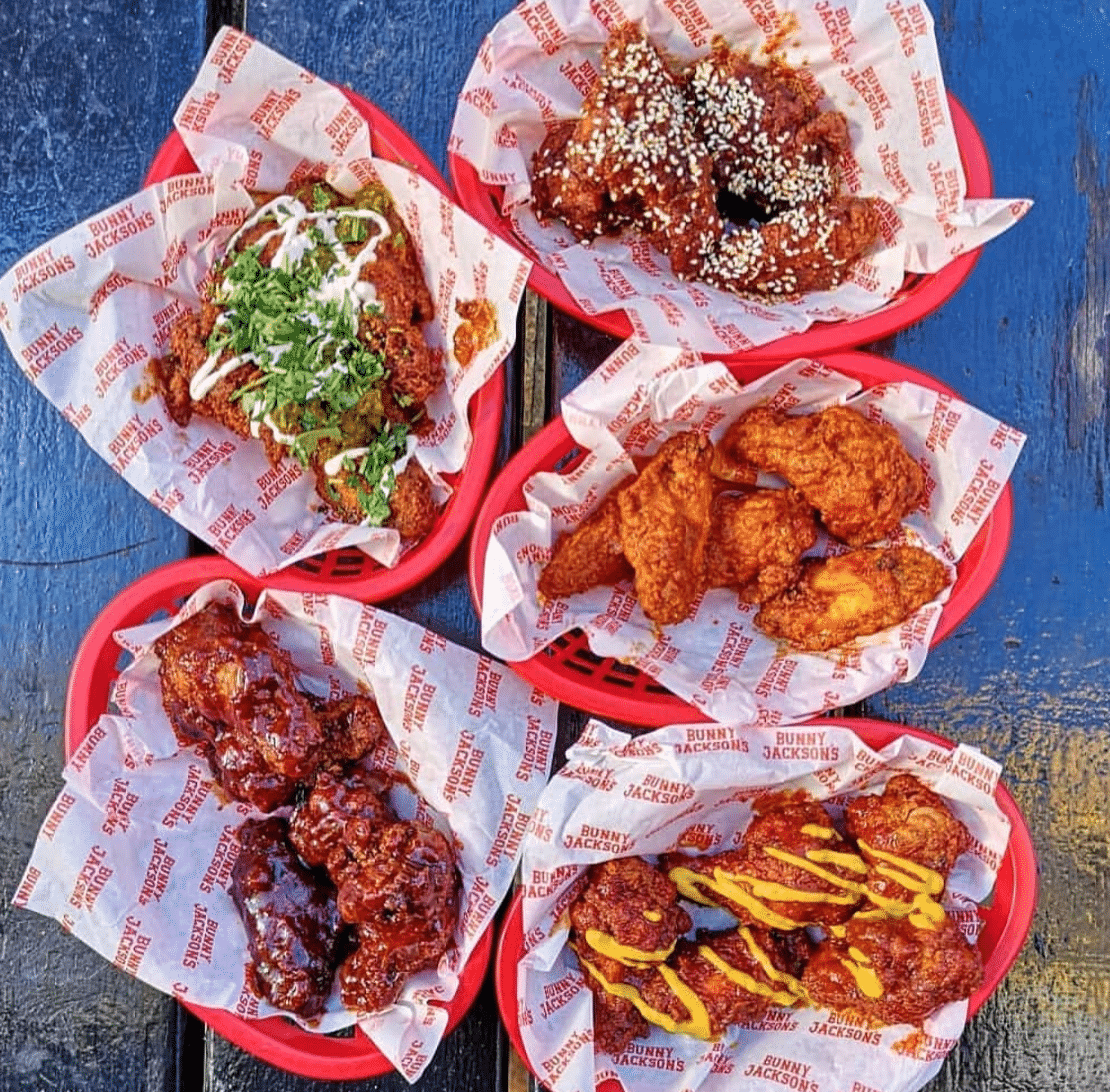 Manchester Chicken wings