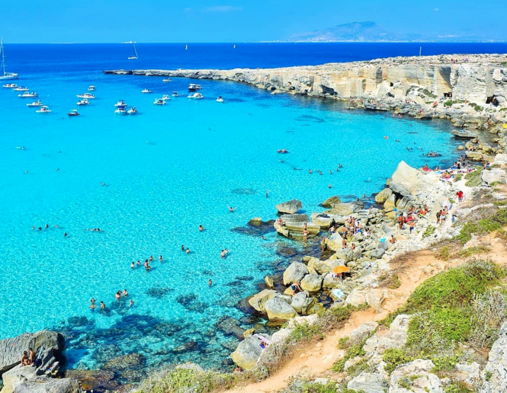 best beaches Italy