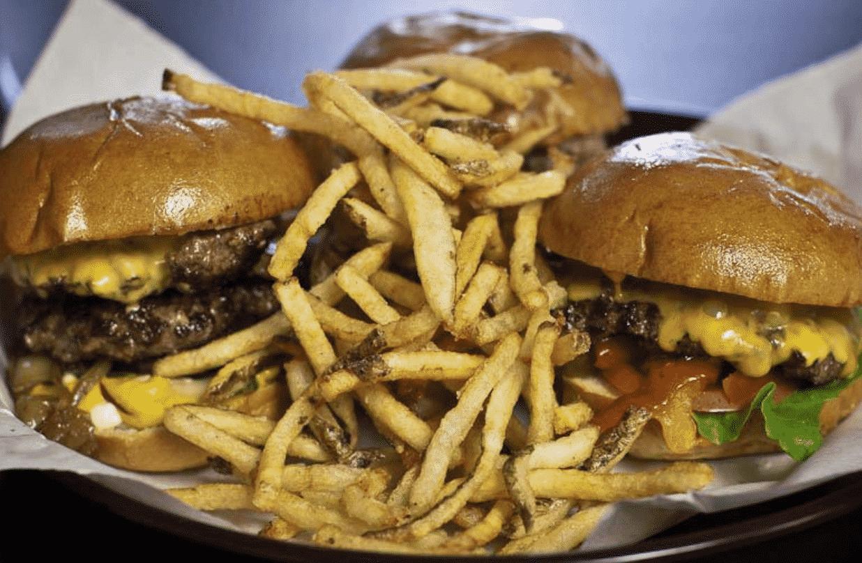 Virginia burgers