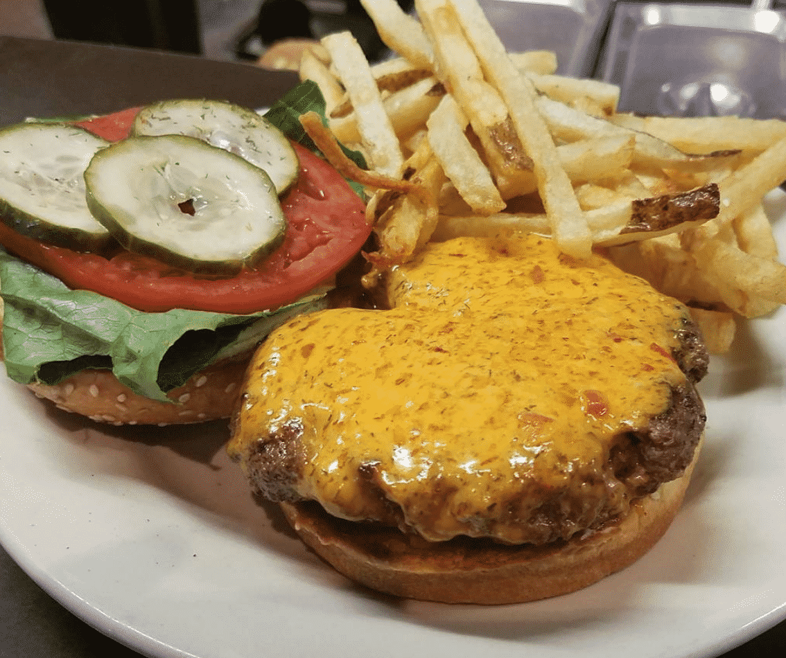 Louisiana burgers