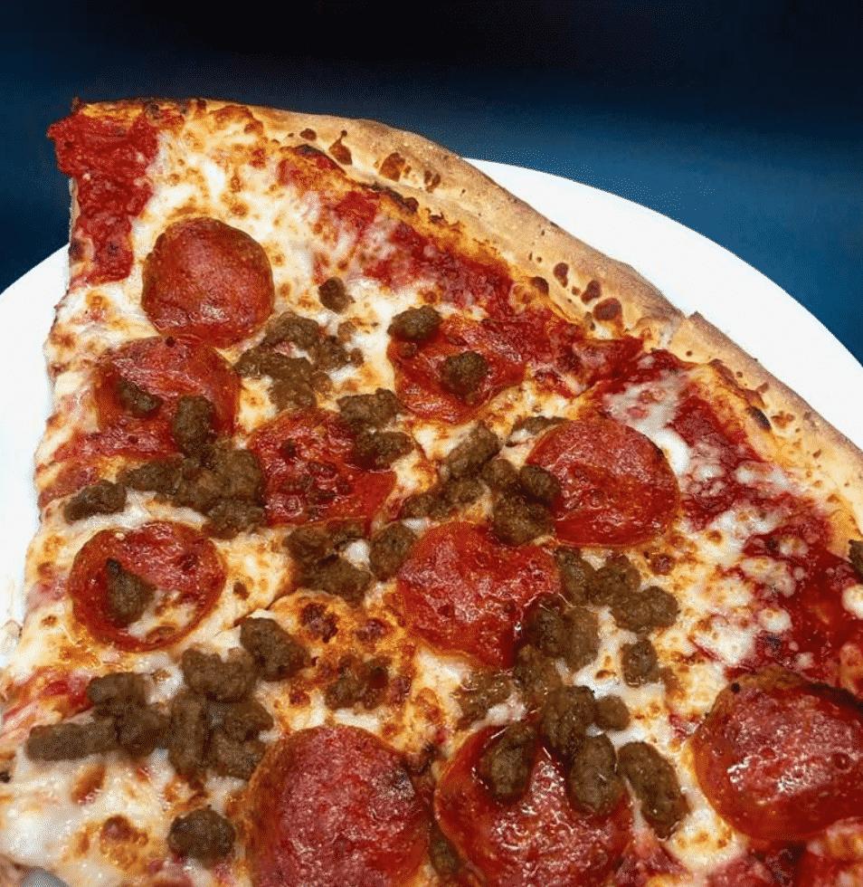 Virginia pizza