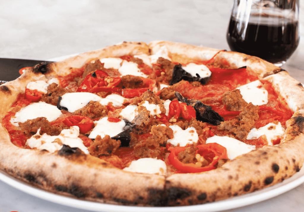 Pizza in Delaware