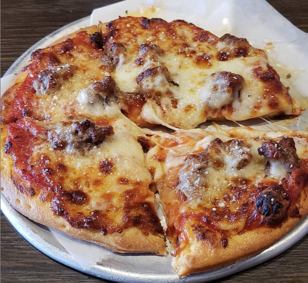 Pizza in Des Moines