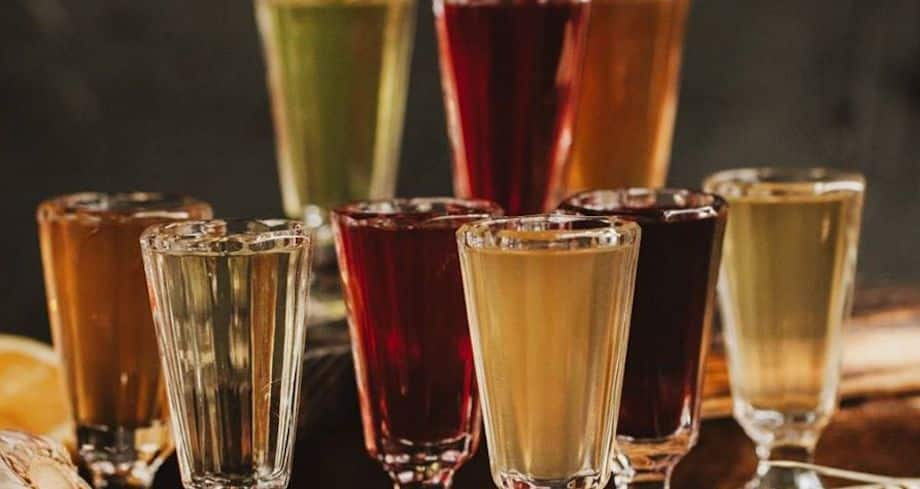 Best Bars For Vodka In Moscow