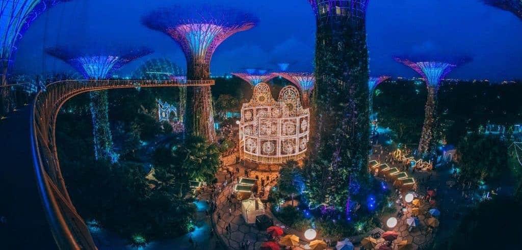 Singapore at Christmas