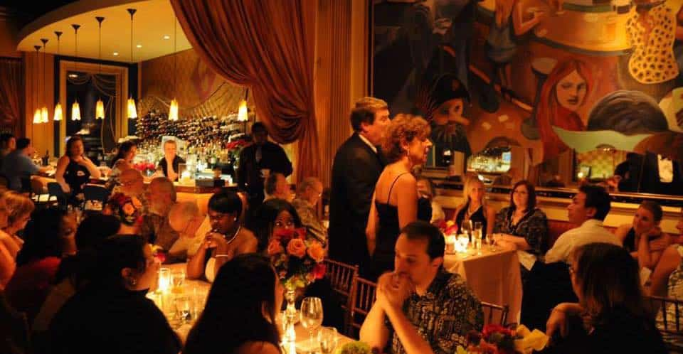Most Romantic Restaurants in Baltimore