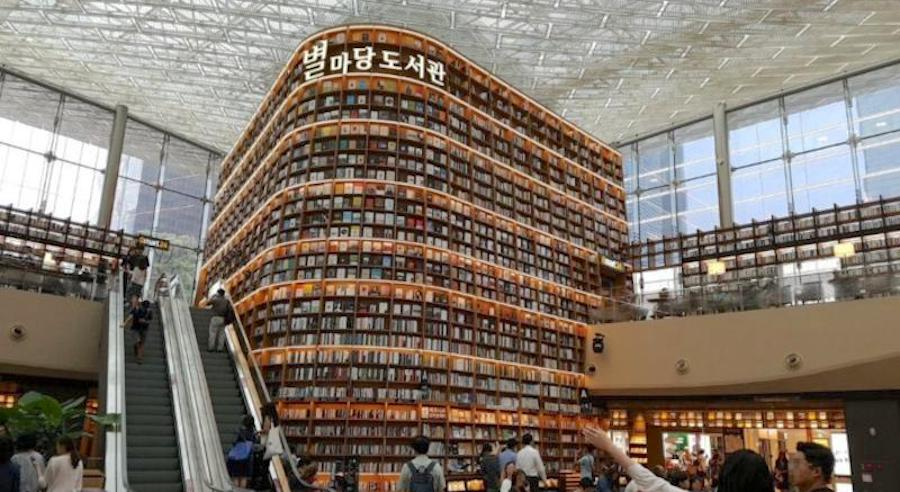 Most Beautiful Libraries in Asia