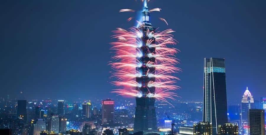 Best Places to Celebrate New Year's Eve 2020 in Asia
