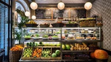 vegan restaurants Barcelona