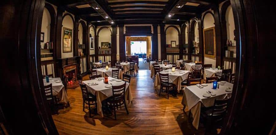 Most Romantic Restaurants in Baltimore Maryland