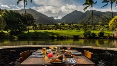 Maui Romantic Restaurants