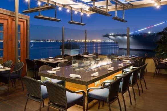 Most Romantic Restaurants In San Diego