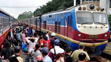 Vietnam by Train