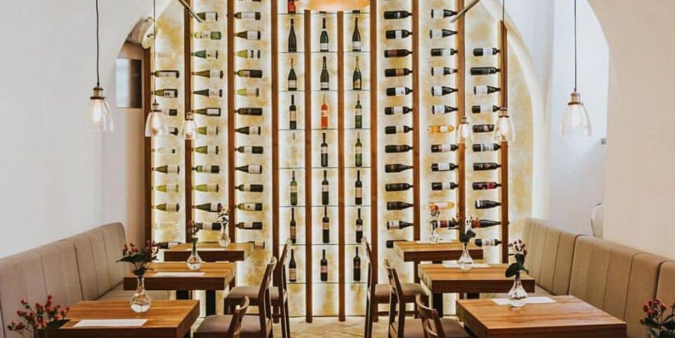 Best Wine Bars in Slovenia