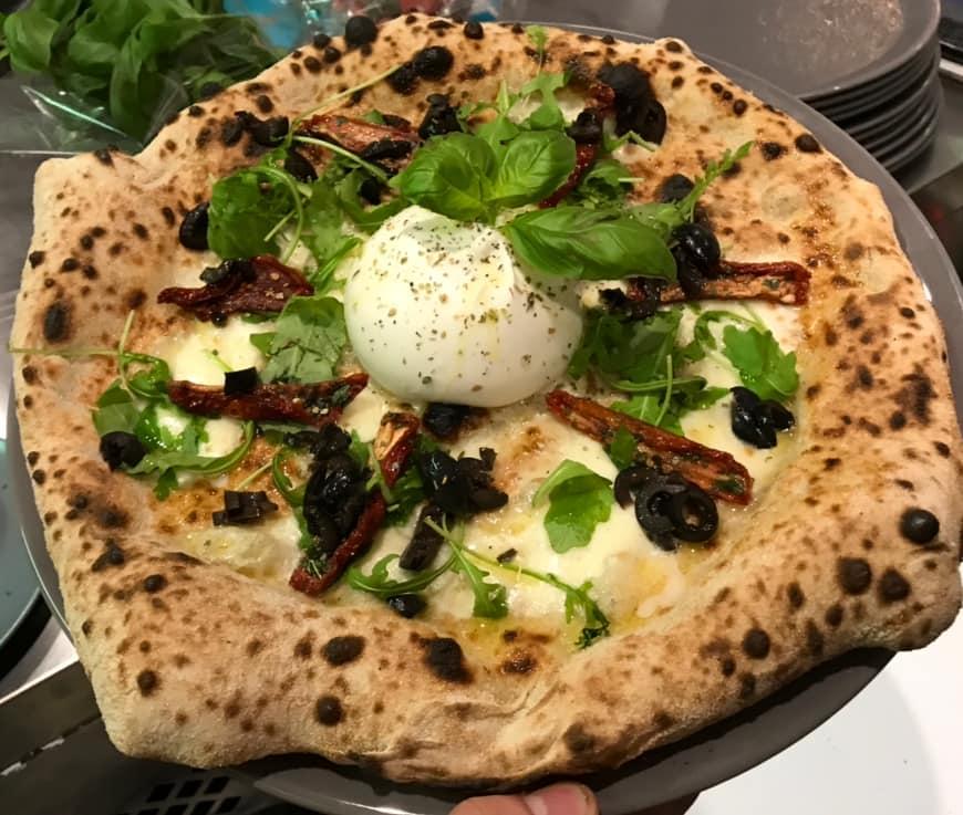 Pizzas In Belgium