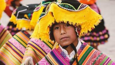 Travelling To Peru