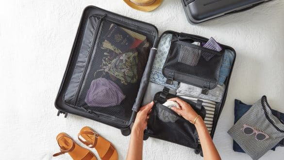 Travel Hacks For Saving Space In Your Luggage