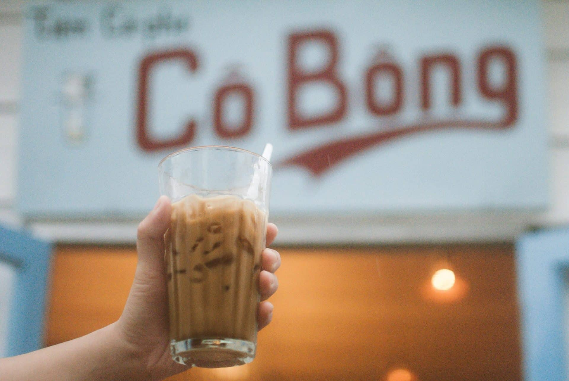 Coffee in Da Lat