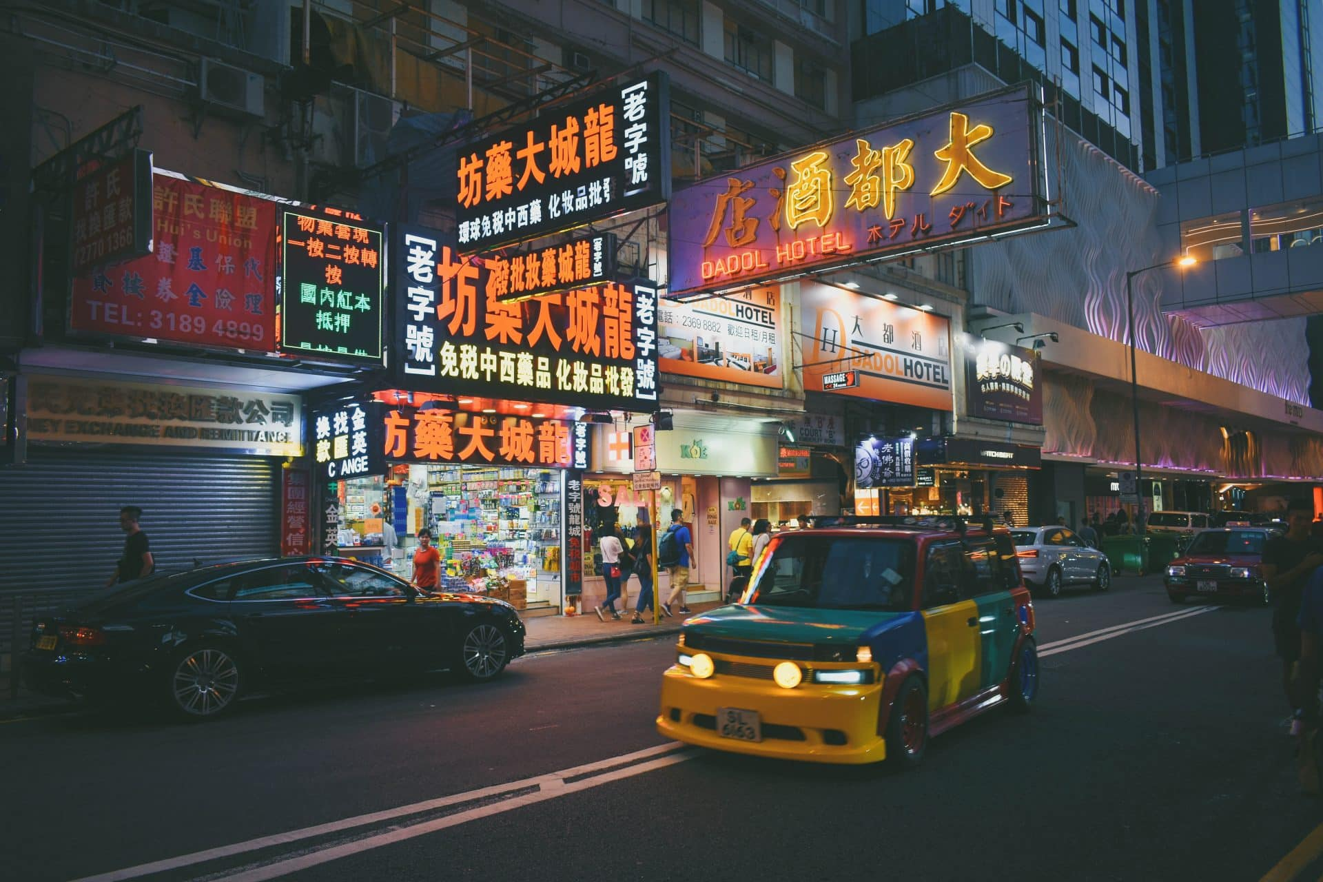 digital nomad Hong Kong