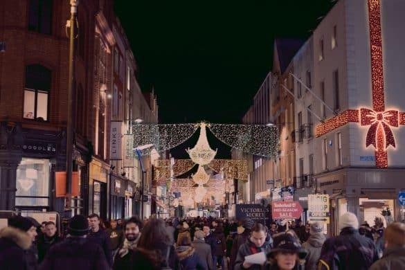 48 hours in Dublin