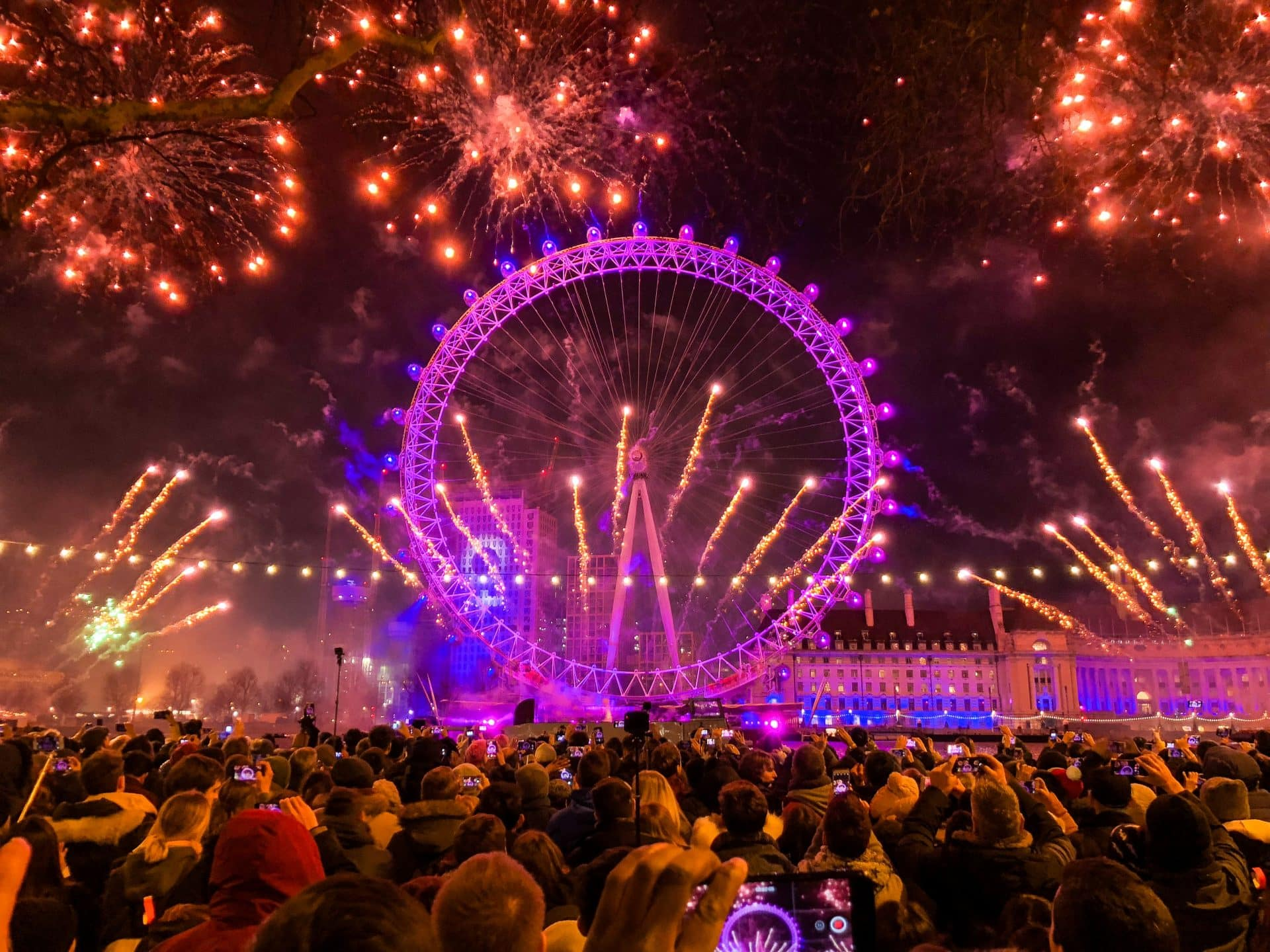 Best Places In Europe To Celebrate New Year's Eve 2020